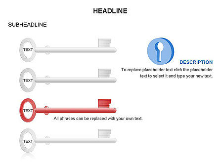 Key Shapes Toolbox, Slide 30, 03448, Shapes — PoweredTemplate.com