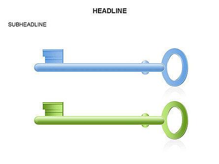 Key Shapes Toolbox, Slide 33, 03448, Shapes — PoweredTemplate.com