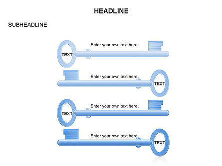 Key Shapes Toolbox, Slide 9, 03448, Shapes — PoweredTemplate.com