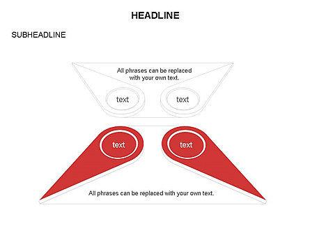 Petal Diagram Toolbox, Slide 31, 03450, Shapes — PoweredTemplate.com
