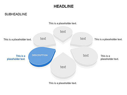 Three Dimensional Petal Diagram Toolbox Slide 4