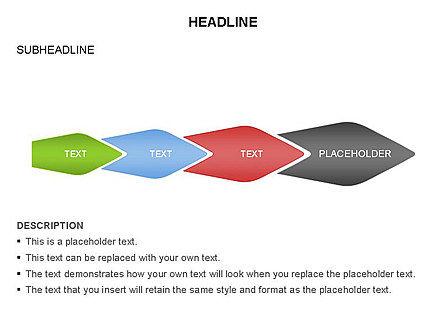 Ink Pen Shape Diagrams, Slide 11, 03460, Business Models — PoweredTemplate.com