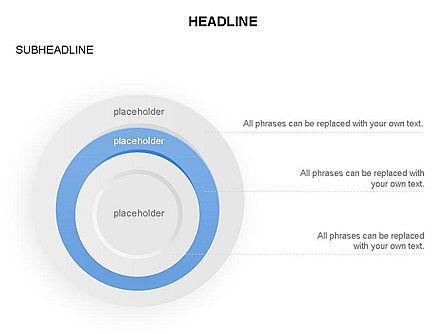 Plates Diagram Toolbox, Slide 23, 03464, Shapes — PoweredTemplate.com