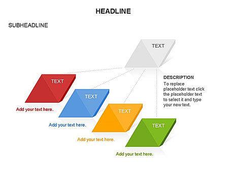 Rhombus Charts, Slide 15, 03465, Stage Diagrams — PoweredTemplate.com