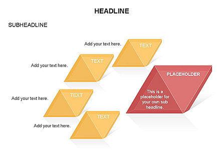 Rhombus Charts, Slide 17, 03465, Stage Diagrams — PoweredTemplate.com