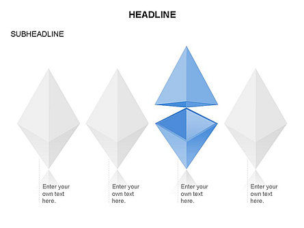 Business Models: Grafik Octahedron #03466