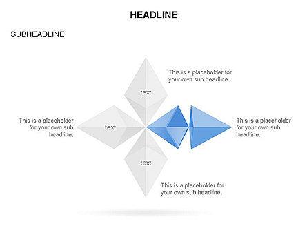 Octahedron Charts, Slide 14, 03466, Business Models — PoweredTemplate.com