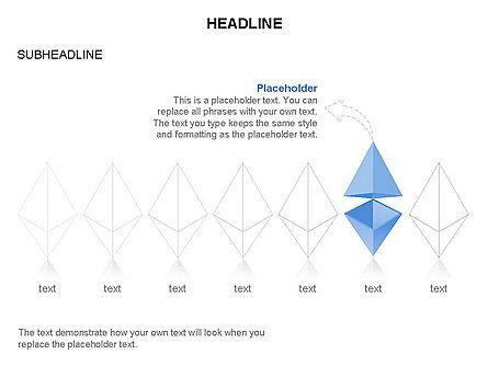 Octahedron Charts, Slide 8, 03466, Business Models — PoweredTemplate.com