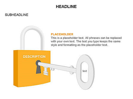 Lock Diagram Collection, Slide 37, 03471, Stage Diagrams — PoweredTemplate.com