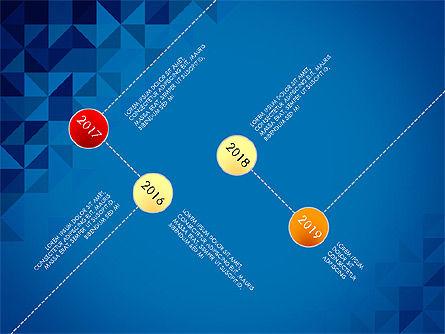 Timeline Concept, Slide 11, 03483, Timelines & Calendars — PoweredTemplate.com