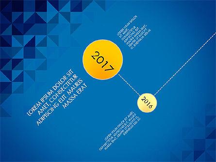 Timeline Concept, Slide 16, 03483, Timelines & Calendars — PoweredTemplate.com