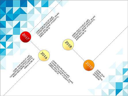 Timeline Concept, Slide 3, 03483, Timelines & Calendars — PoweredTemplate.com