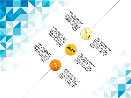 Timeline Concept, Slide 4, 03483, Timelines & Calendars — PoweredTemplate.com
