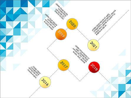 Timeline Concept, Slide 5, 03483, Timelines & Calendars — PoweredTemplate.com