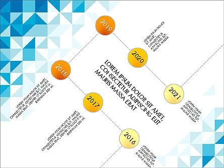 Timeline Concept, Slide 6, 03483, Timelines & Calendars — PoweredTemplate.com
