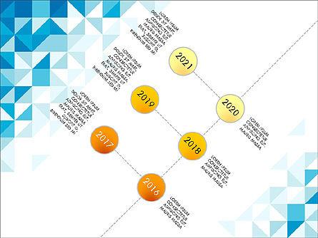 Timeline Concept, Slide 7, 03483, Timelines & Calendars — PoweredTemplate.com