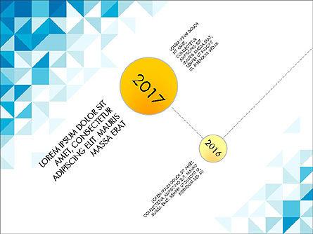 Timeline Concept, Slide 8, 03483, Timelines & Calendars — PoweredTemplate.com