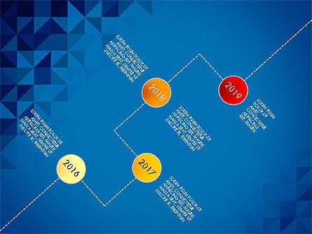 Timeline Concept, Slide 9, 03483, Timelines & Calendars — PoweredTemplate.com