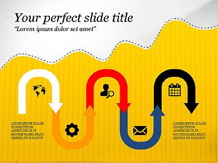 Creative Slides Deck, Slide 7, 03484, Presentation Templates — PoweredTemplate.com