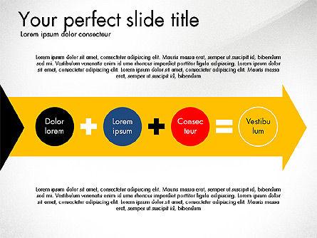 Business Presentation Slide Deck, Slide 2, 03485, Presentation Templates — PoweredTemplate.com