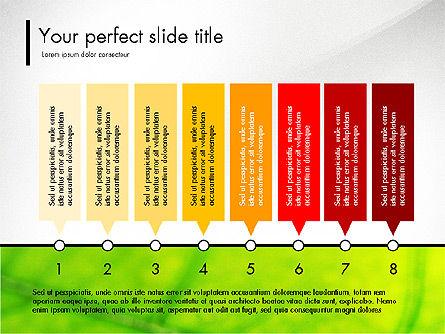 Ecology Infographic Presentation, Slide 2, 03486, Presentation Templates — PoweredTemplate.com