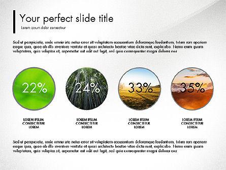 Ecology Infographic Presentation, Slide 3, 03486, Presentation Templates — PoweredTemplate.com