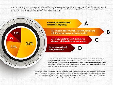 Infographics: Bullseye infographics #03487