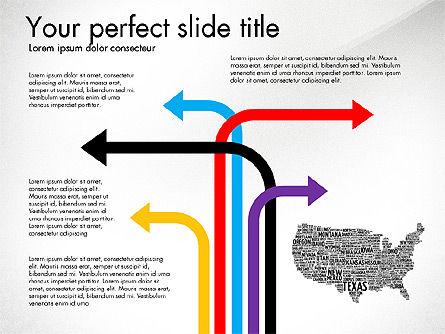 USA Presentation Template, Slide 3, 03488, Presentation Templates — PoweredTemplate.com