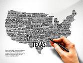 Presentation Templates: USA Presentation Template #03488