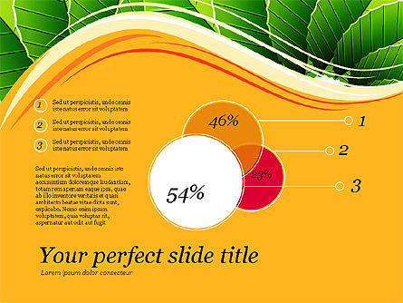 Illustrative Presentation Deck, Slide 10, 03489, Presentation Templates — PoweredTemplate.com