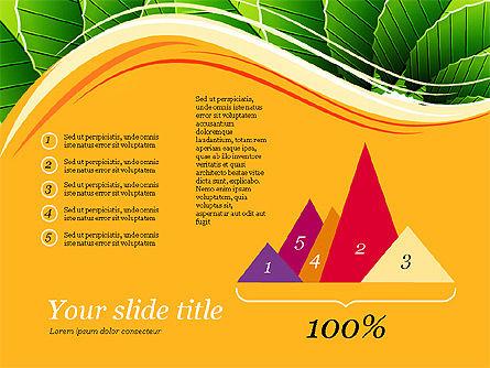 Illustrative Presentation Deck, Slide 12, 03489, Presentation Templates — PoweredTemplate.com