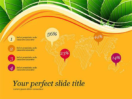 Illustrative Presentation Deck, Slide 16, 03489, Presentation Templates — PoweredTemplate.com