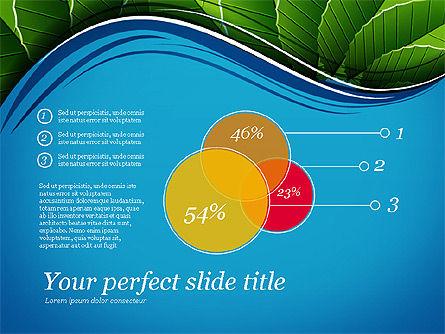 Illustrative Presentation Deck, Slide 2, 03489, Presentation Templates — PoweredTemplate.com