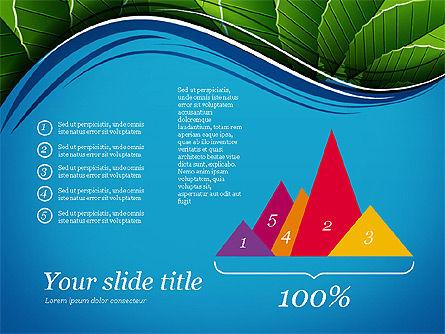 Illustrative Presentation Deck, Slide 4, 03489, Presentation Templates — PoweredTemplate.com