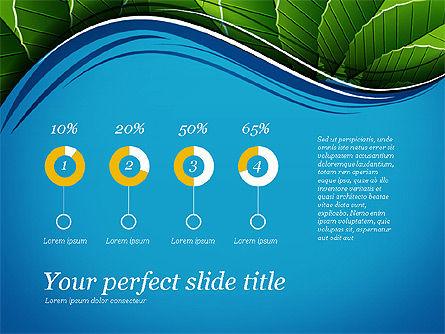 Illustrative Presentation Deck, Slide 5, 03489, Presentation Templates — PoweredTemplate.com