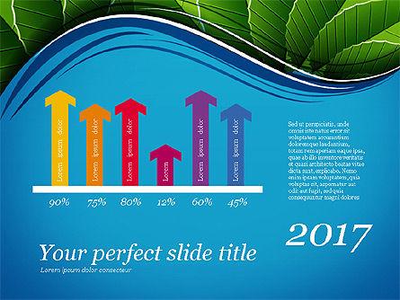 Illustrative Presentation Deck, Slide 6, 03489, Presentation Templates — PoweredTemplate.com