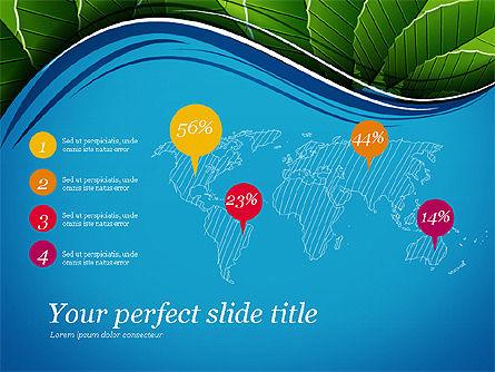 Illustrative Presentation Deck, Slide 8, 03489, Presentation Templates — PoweredTemplate.com