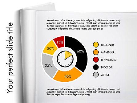 Time Management Presentation Deck, Slide 12, 03490, Business Models — PoweredTemplate.com