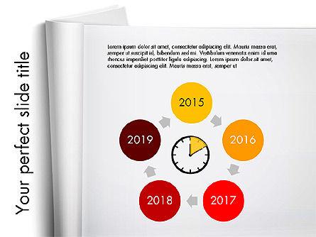 Time Management Presentation Deck, Slide 13, 03490, Business Models — PoweredTemplate.com
