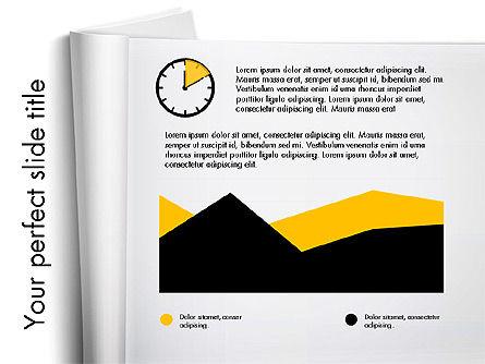 Time Management Presentation Deck, Slide 14, 03490, Business Models — PoweredTemplate.com