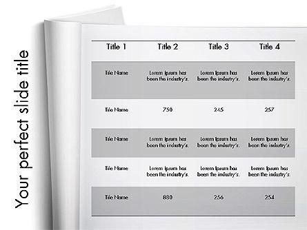 Time Management Presentation Deck, Slide 15, 03490, Business Models — PoweredTemplate.com