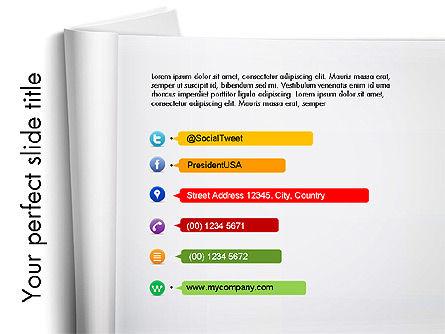 Time Management Presentation Deck, Slide 16, 03490, Business Models — PoweredTemplate.com