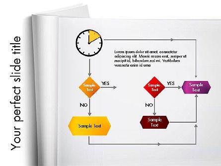 Time Management Presentation Deck, Slide 2, 03490, Business Models — PoweredTemplate.com