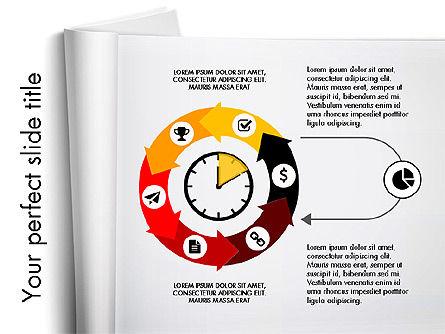 Time Management Presentation Deck, Slide 3, 03490, Business Models — PoweredTemplate.com