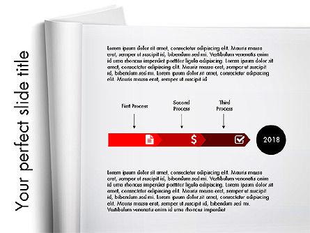 Time Management Presentation Deck, Slide 4, 03490, Business Models — PoweredTemplate.com