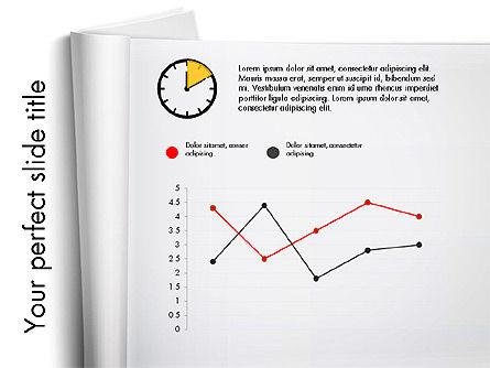 Time Management Presentation Deck, Slide 6, 03490, Business Models — PoweredTemplate.com