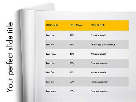 Time Management Presentation Deck, Slide 8, 03490, Business Models — PoweredTemplate.com