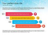 Presentation Templates: Cubierta de informe creativa plana diseñada #03493