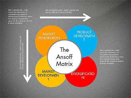 Ansoff Matrix, Slide 10, 03494, Business Models — PoweredTemplate.com