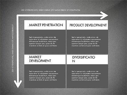 Ansoff Matrix, Slide 14, 03494, Business Models — PoweredTemplate.com